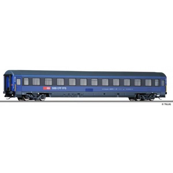 Liegewagen 2. Klasse Bcm der SBB, Ep. VI