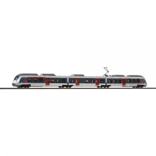 ~E-Triebwagen BR 442 Talent Abellio VI, 3-teilig + lastg. Dec.