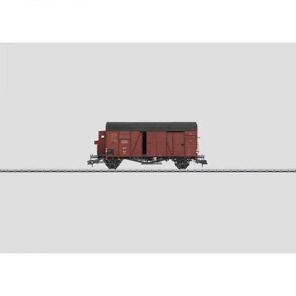 Ged. Güterwagen DRG