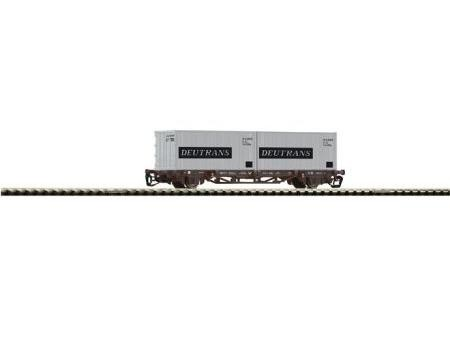 TT-Containertrgwg. 2X20' Deutrans DR IV