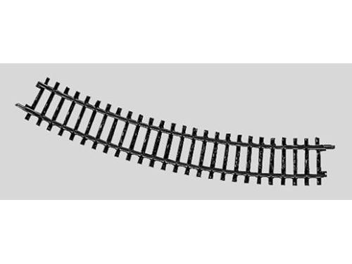 Gleis geb.r360 mm,30 Gr.