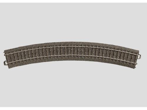 Gleis geb. r515 mm,30 Gr.
