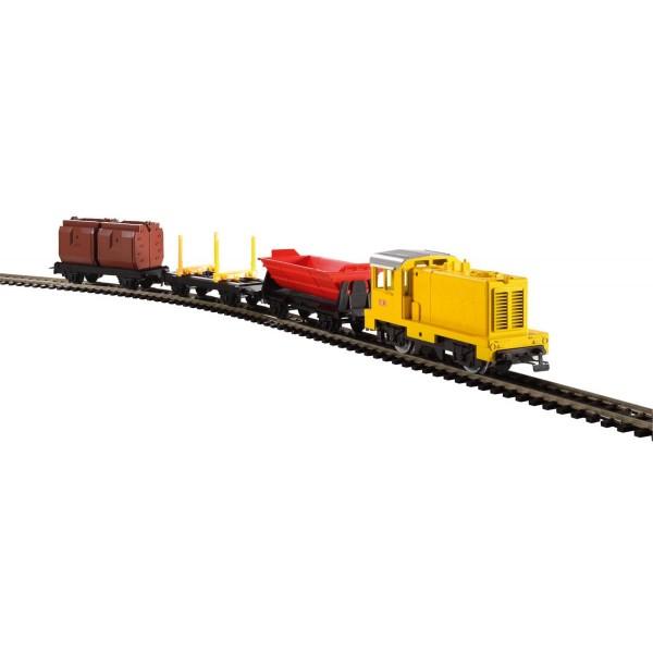 S-Set PIKO myTrain Güterzug Diesellok