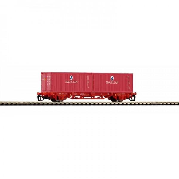 TT-Containertrgwg. 2X20' MAGELLAN DB AG V