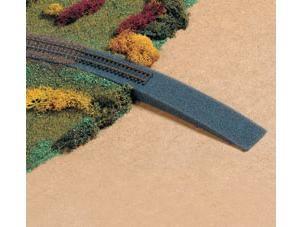 Bahndammauffahrt - Schaumstoff
