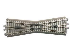 Bettungsgleis Länge 166mm Kreuzung 15°