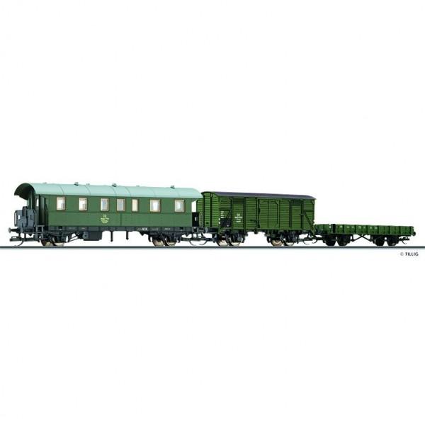 Bauzugwagenset, DB, Ep.II