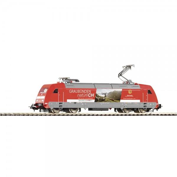 E-Lok BR 101 Swisstravel Graubünden DB AG VI