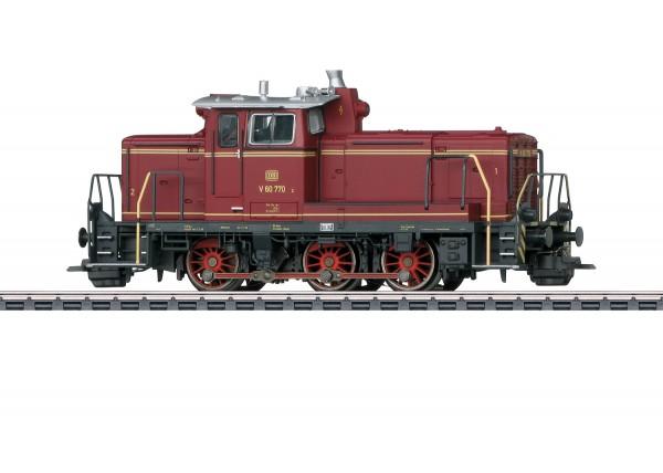 Diesel-Rangierlok BR V 60 DB