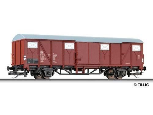 ged. Güterwagen, CSD, Ep.
