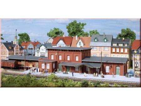 Bahnhof Wittenburg