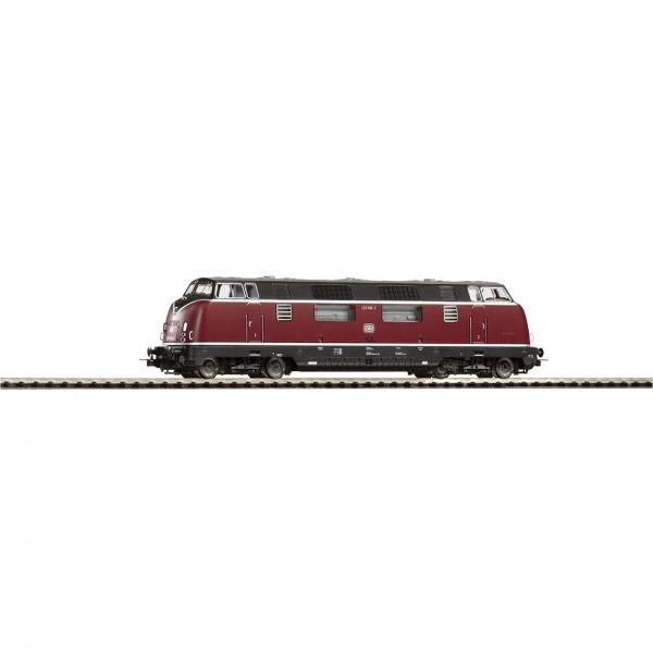 ~Diesellok BR 220.0 DB IV rot + lastg. Dec.