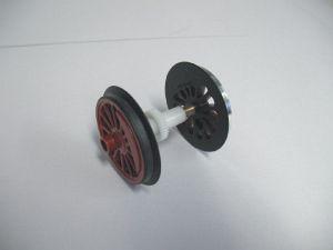 G-Radsatz für BR 260 mit Haftreifen