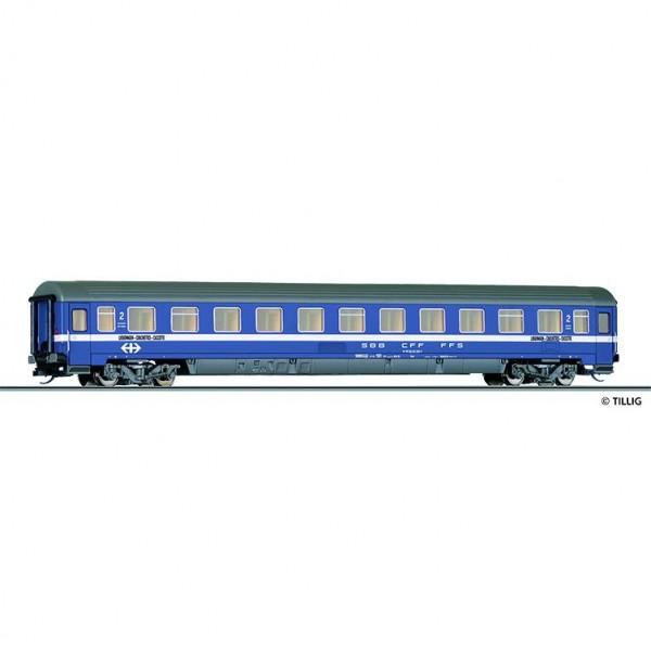 Liegewagen 2. Klasse Bcm der SBB, Ep. IV