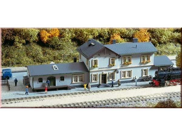 Bahnhof Radeburg