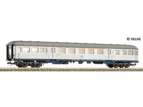 """Reisezugwagen """"Silberling"""" 1./2. Klasse ABn 703 der DB, Ep. IV"""