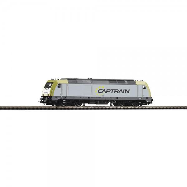 ~Diesellok 285 Captrain VI + lastg. Dec.
