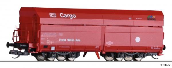 Selbstentladewagen Falnqqs der DB Cargo /MIBRAG, Ep. V