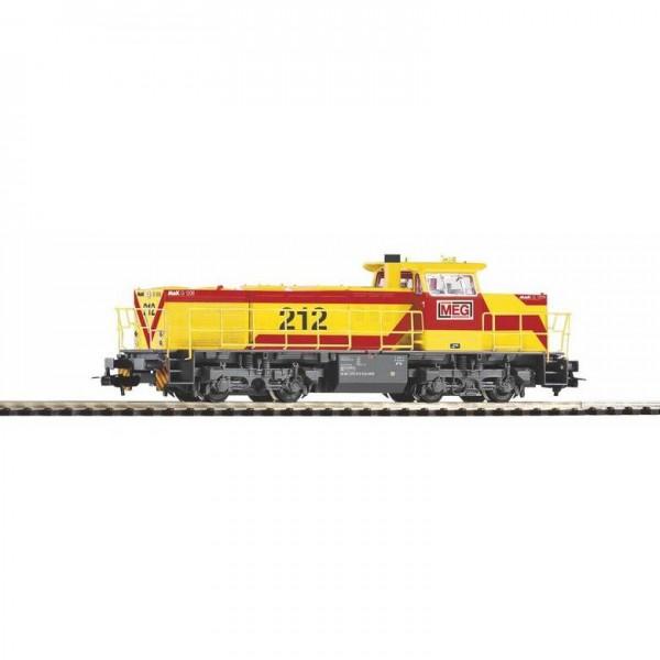~Diesellok G 1206 MEG VI + lastg.Dec.
