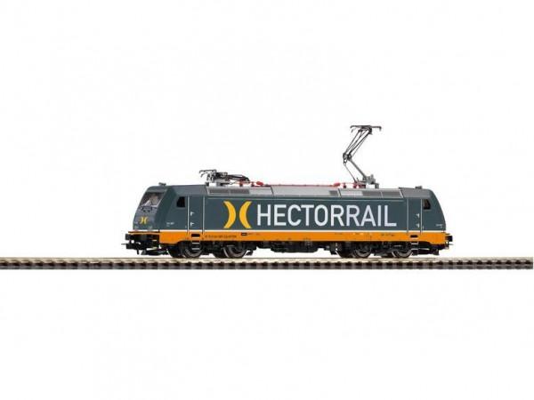 ~E-Lok BR 241 HECTORRAIL VI, 2 Pan. + lastg.Dec.