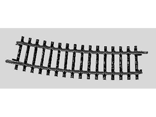 Gleis geb.r424,6 mm,15 Gr.