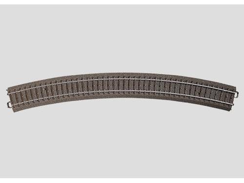 Gleis geb.r643,6 mm,30 Gr.