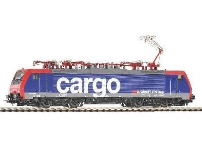 E-Lok BR 189 Re474 SBB Cargo V
