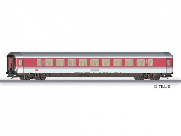 IC - Wagen Bpmz, DBAG, Ep