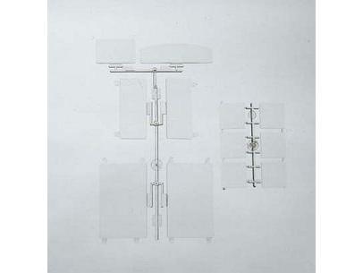 G-Bauteile: Sort. Fenstergläser