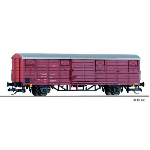 Gedeckter Güterwagen Gbs 258 der DB AG, Ep. V