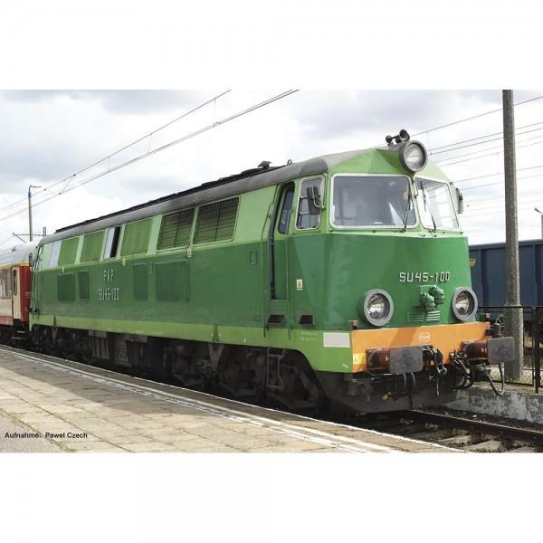 Diesellok SU 45-100 PKP V