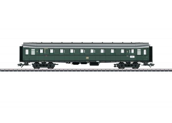 Schnellzugwagen 2.Kl.Hecht DB
