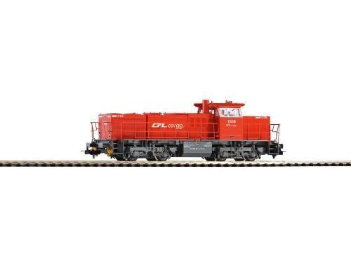 ~Diesellok G1206 CFL Cargo rot VI + lastg. Dec.