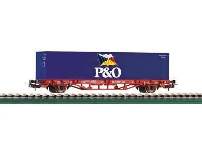 Containertrgwg.DB-Cargo P&O V