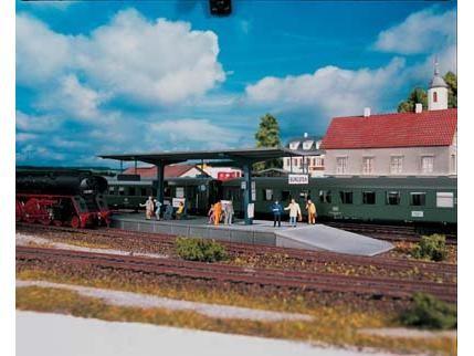 Bahnsteig Burgstein 1-teilig