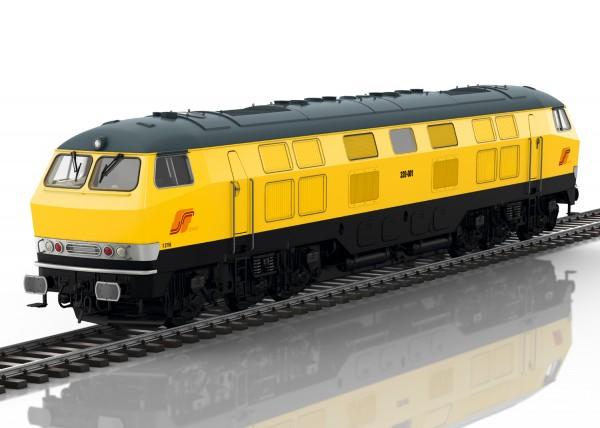 Diesellok SerFer 320-001