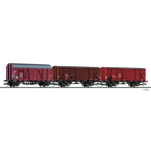 Güterwagenset EUROP Ep.