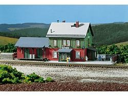 Bahnhof Hagenau