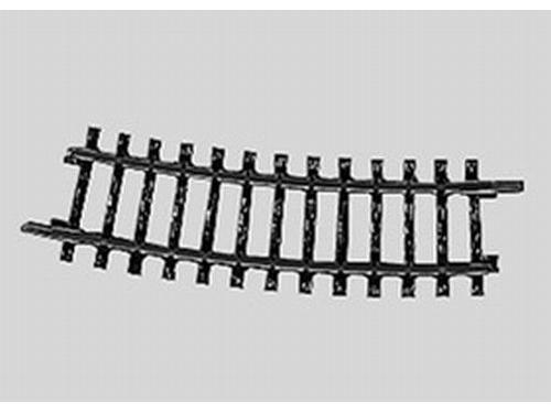 Gleis geb.r360 mm,15 Gr.