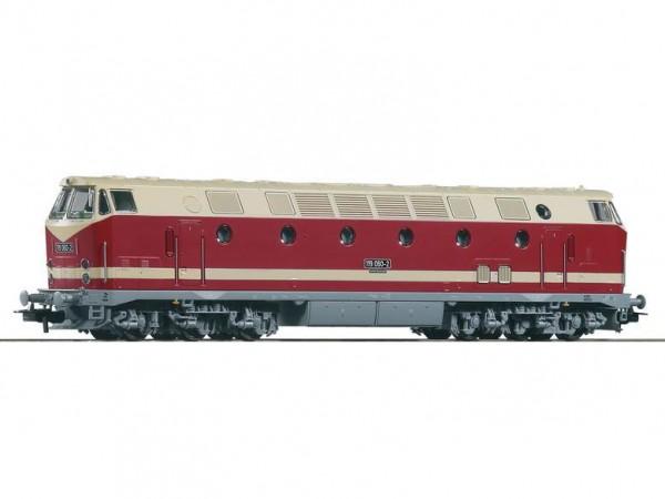 ~Diesellok BR 119 DR IV + lastg.Dec.