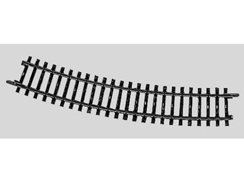 Gleis geb.r424,6 mm,22 Gr.30'