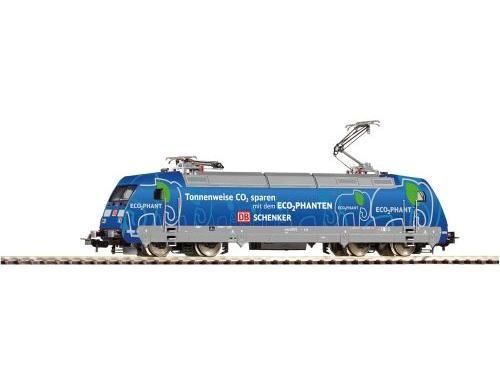 ~E-Lok BR 101 Ecophant DB AG VI + lastg.Dec.