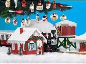 G-FM Weihnachtsmann-Werkstatt