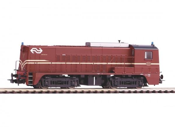 ~Diesellok/Soundlok Rh 2200 NS rotbraun IV + PluX22 Dec.