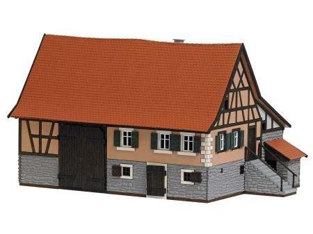 Bauernhaus Schwarzenw. H0