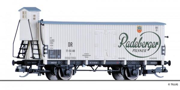 """Kühlwagen """"Radeberger Exportbierbrauerei"""" der DR, Ep. III"""