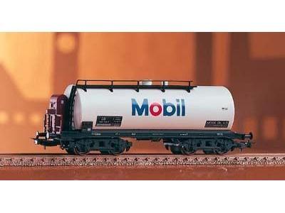Kesselwg. Mobiloil DB III, m.Bh.