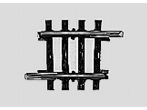 Gleis geb.r424,6 mm,3 Gr.45'