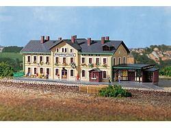 Bahnhof Klingenberg-Colmnitz