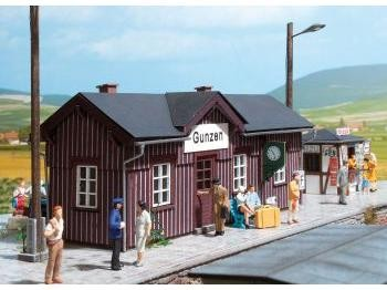 Bahnhof Gunzen H0